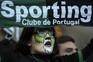 Adeptos do Sporting ansiosos por festejar o título