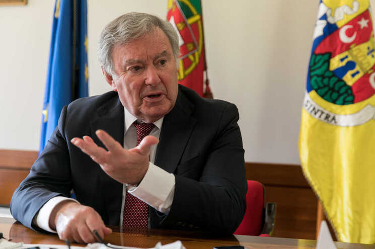 Basílio Horta chegou à Câmara de Sintra em 2013