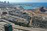 Nitrato de amónio esteve armazenado durante anos no porto de Beirute