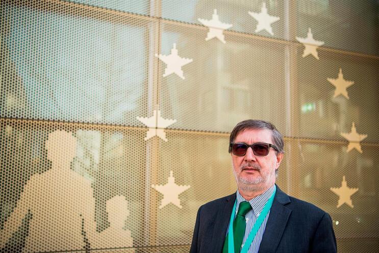 Sergio Brusin, especialista principal do ECDC para resposta e operações de emergência