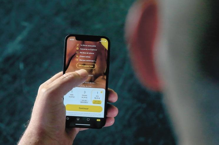 Clientes podiam escolher e encomendar estupefacientes através de aplicações móveis