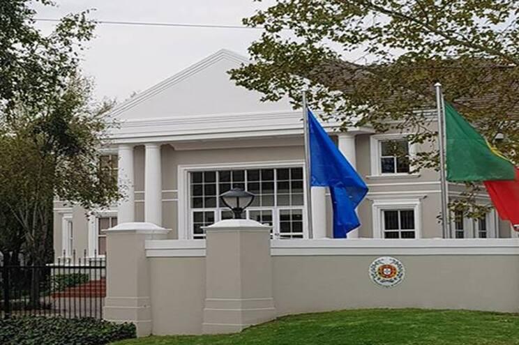Consulado português em Joanesburgo