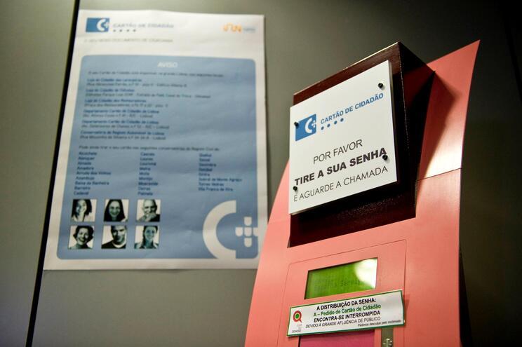 Renovação automática do cartão de cidadão a partir de hoje