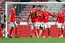 O Benfica defronta, este domingo, o Santa Clara