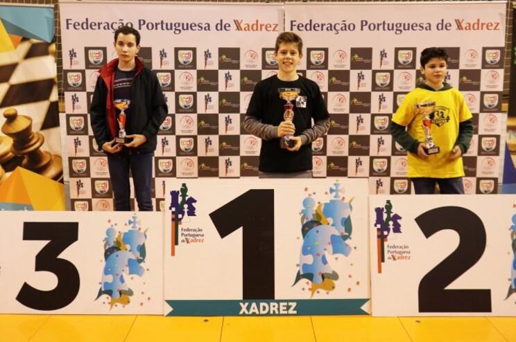 Leiriense Rodrigo Basílio sagra-se tricampeão nacional de xadrez