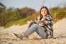 Eda Alves, de 16 anos, é adepta das redes sociais e estuda Economia