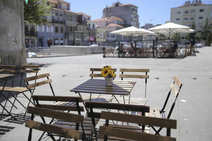 O crime ocorreu na Praça dos Poveiros no Porto