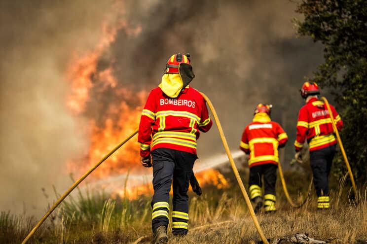 Este ano os fogos mais do que duplicaram e a área ardida é quase sete vezes mais