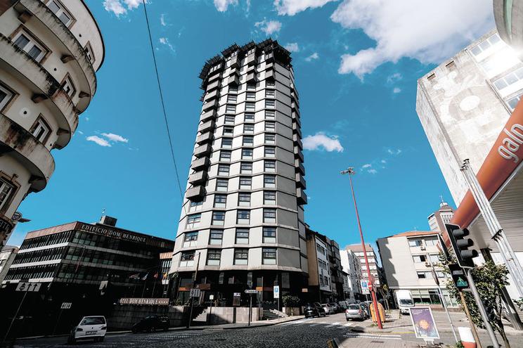 Dom Henrique, hotel de cinco estrelas no centro do Porto, suspende a atividade já este domingo, sem data