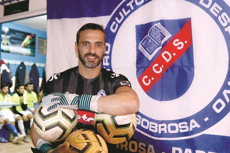 Luís Silva esteve para abandonar o futebol quanto tinha 24 anos