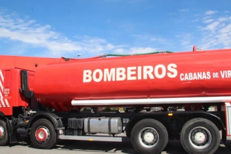 Covid-19: Bombeiros Voluntários de Cabanas de Viriato e de Tondela com casos positivos