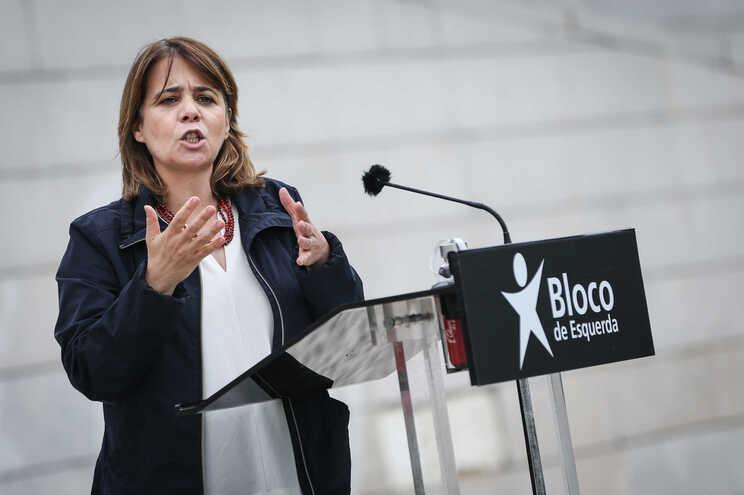 Catarina Martins diz que BE é partido que mais promove diferenças de opinião