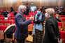 Reunião no Infarmed com líderes políticos e peritos em Saúde