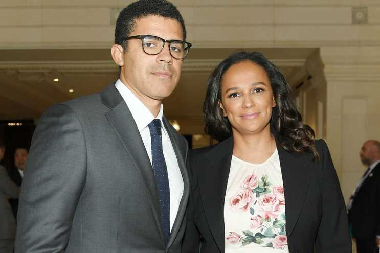 Sindika Dokolo e Isabel dos Santos
