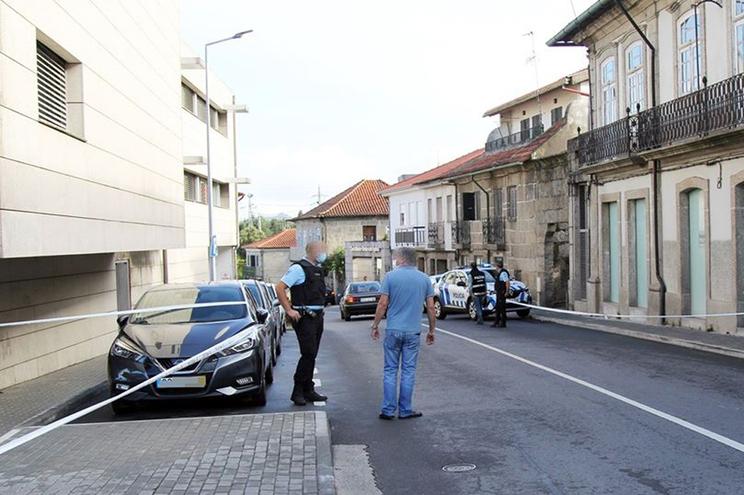 Prisão preventiva para homem que alvejou ex-mulher em Guimarães