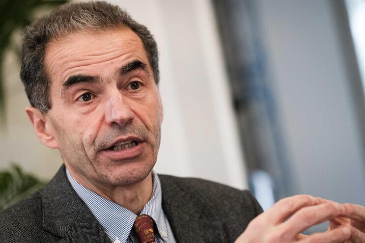 O ministro da Ciência Tecnologia e Ensino Superior, Manuel Heitor