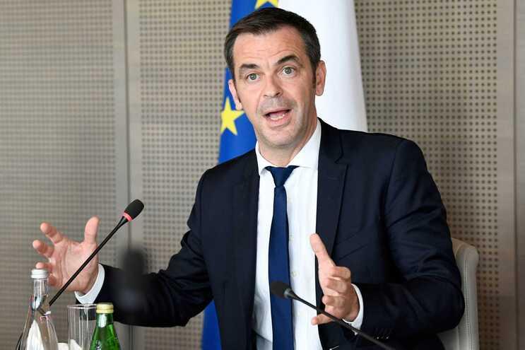 O ministro da Saúde francês, Olivier Véran