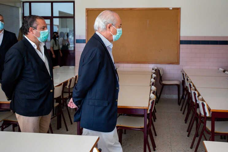 O Partido Social Democrata (PSD), foi bastante crítico com o Governo por causa do arranque do ano escolar