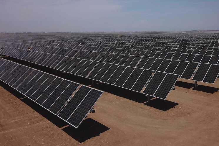 Energia solar pode gerar 40% da eletricidade dos EUA até 2035