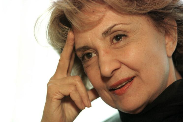 A atriz brasileira Eva Wilma (foto em 1999) morreu no sábado, aos 87 anos