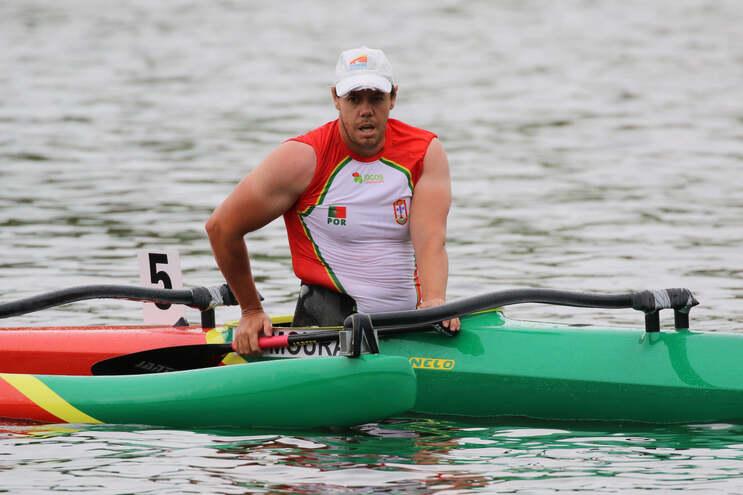 Norberto Mourão conquistou o bronze