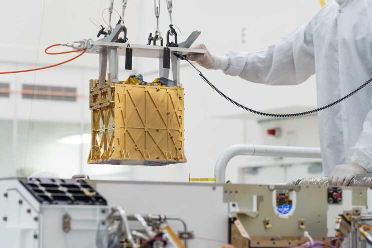 O dispositivo Moxie conseguiu produzir cerca de cinco gramas de oxigénio em Marte, segundo a NASA