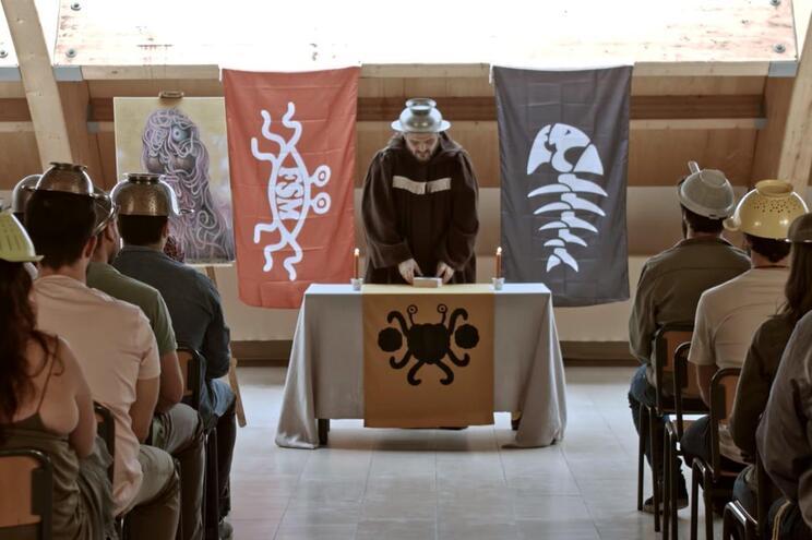 """""""Pastafarianismo"""" reúne crentes em todo o mundo"""