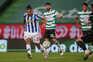 Sporting e F. C. Porto defrontaram-se este sábado