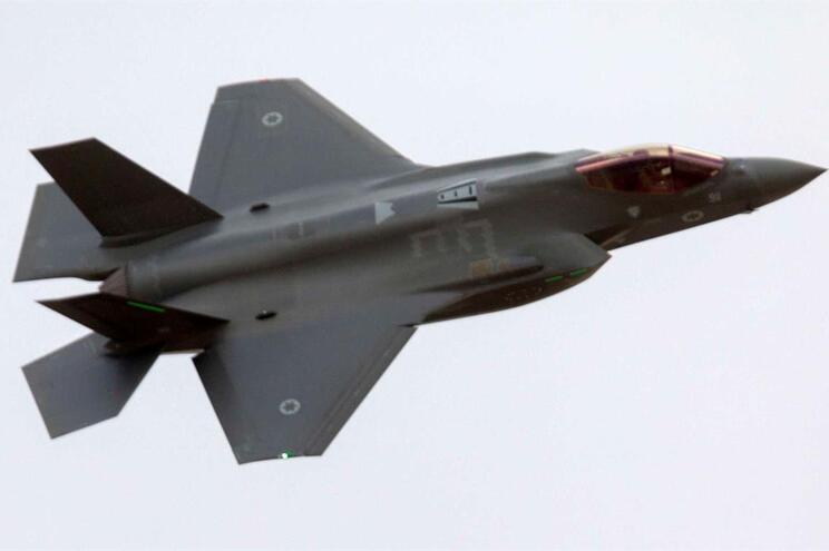 Israel admite ter utilizado pela primeira vez o avião F-35 em missão