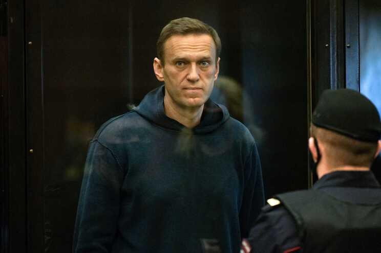 Opositor russo Alexei Navalny