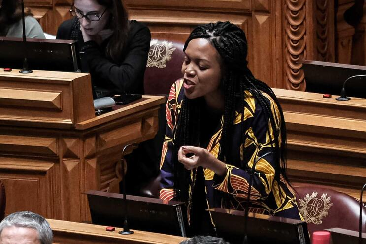 Lisboa, 30/10/2019 - Apresentação e debate do programa do novo governo que decorreu esta manhã na Assembleia