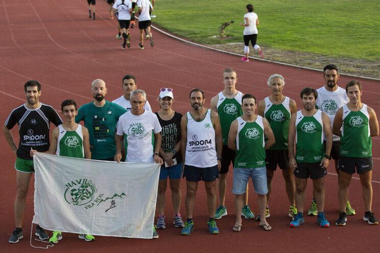 Núcleo de Atletismo de Vila Real tem escolinha frequentada por cerca de 30 crianças e jovens