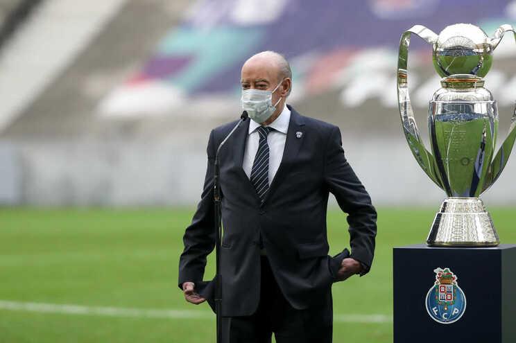 Pinto da Costa compra mais 10 mil ações da SAD do F. C. Porto