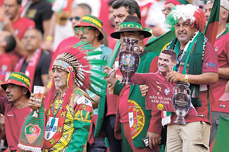 Estádio Olímpico de Sevilha vai receber apenas cerca de 14 mil adeptos