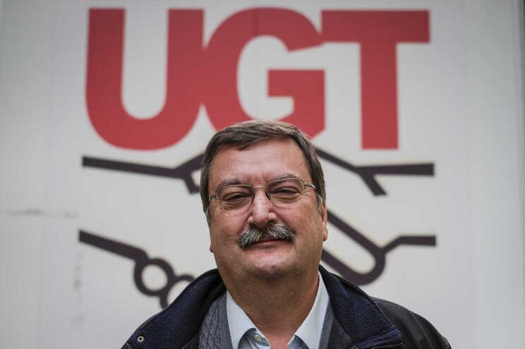 Carlos Silva, secretário-geral da UGT