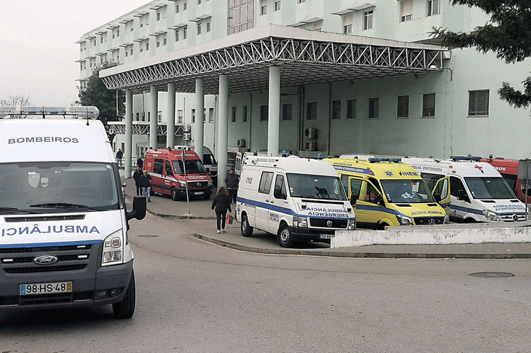 Hospital de São Bernardo, em Setúbal