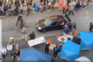 Condutor dispara contra manifestante em protesto por George Floyd