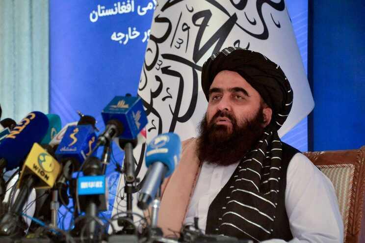 O pedido consta de uma carta enviada pelo ministro do Exterior talibã, Amir Khan Muttaqi
