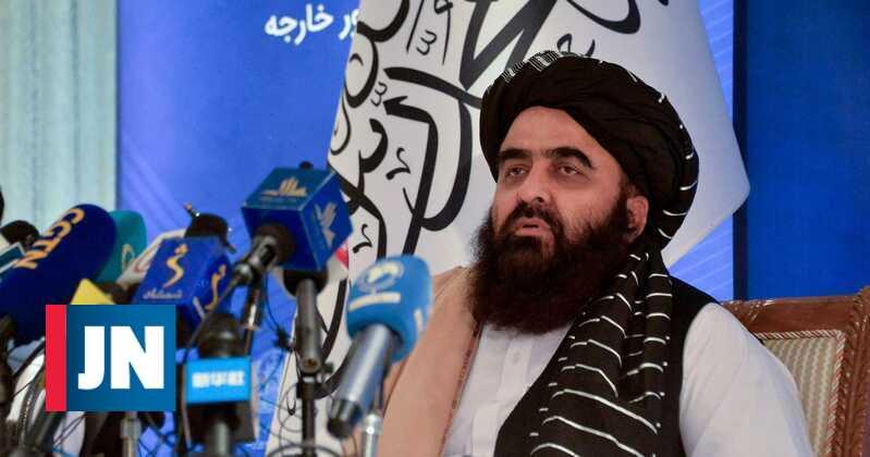 Talibãs querem intervir na Assembleia Geral da ONU - Jornal de Notícias