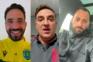 Amorim, Carvalhal e Beto enviam mensagens de apoio à seleção feminina