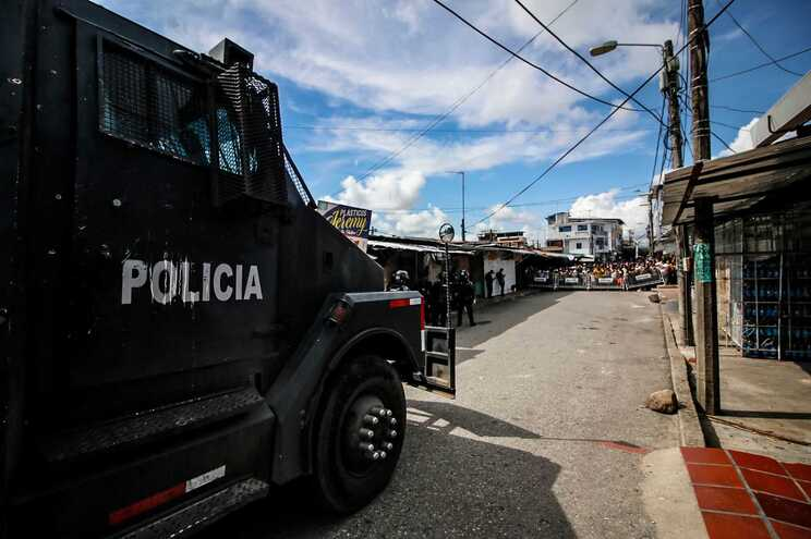 Resgatado português sequestrado na Venezuela