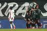 Chuva de golos na Turquia e Sporting em vantagem ao intervalo