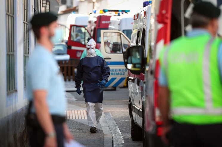 Dezoito pessoas morreram com covid-19 em lar de Reguengos de Monsaraz
