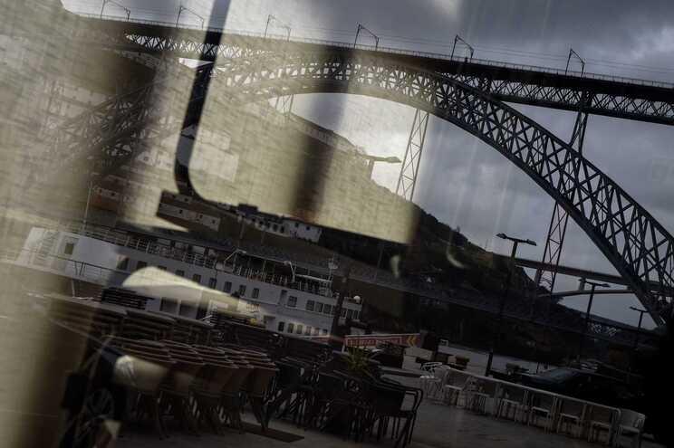 Risco de inundações nas zonas ribeirinhas do Porto