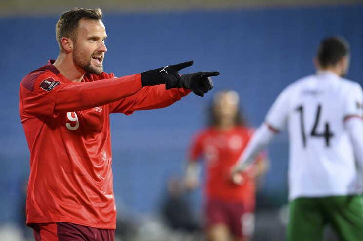 Seferovic continua de pé quente na seleção