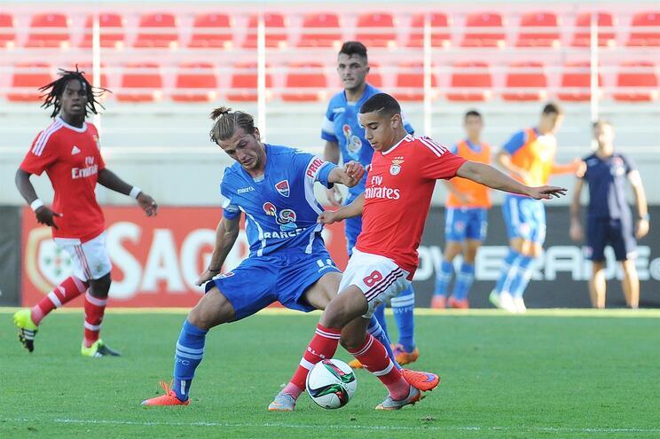 Bilal não conseguiu um lugar no Benfica