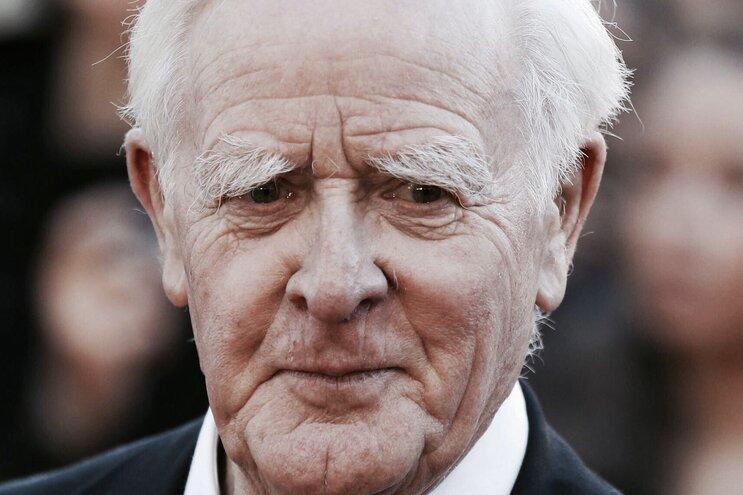 O escritor britânico John le Carré morreu no sábado aos 89 anos