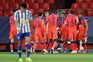 F. C. Porto e Chelsea defrontaram-se esta quarta-feira