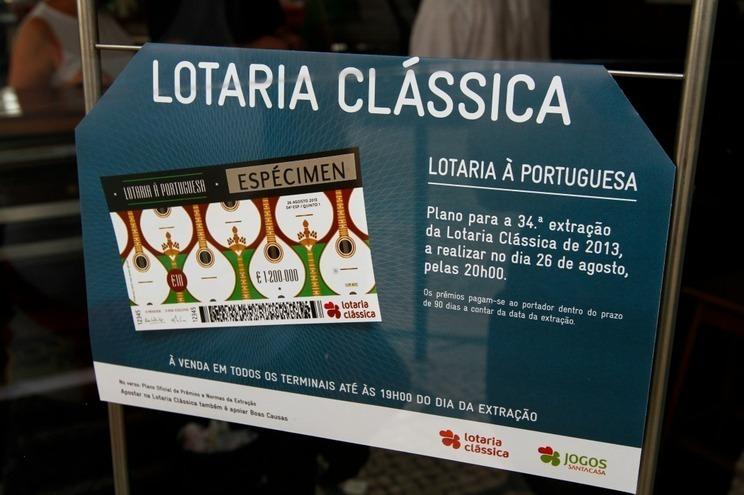 Os números da Lotaria Clássica