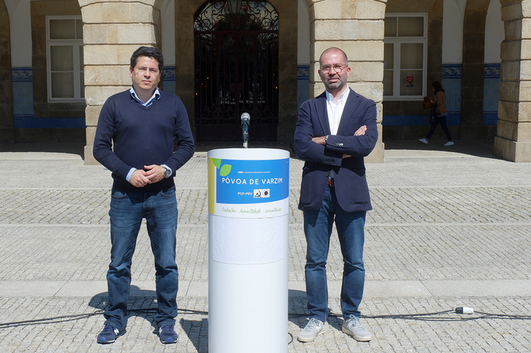 Os rostos da candidatura da CDU na Póvoa de Varzim